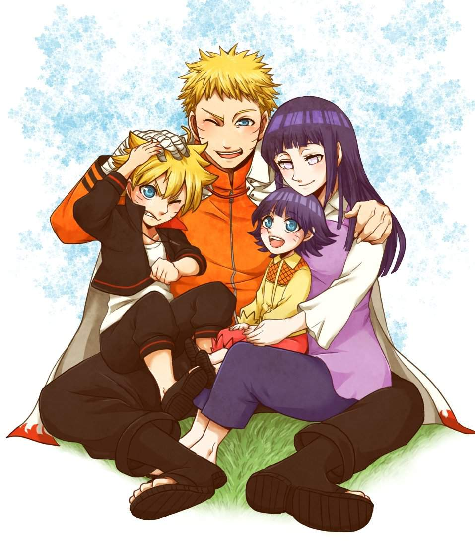 naruto family video - HD 957×1093