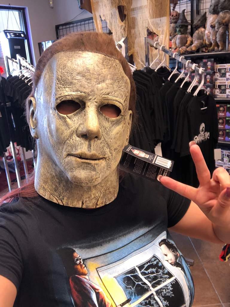 Halloween 2018 Michael Myers Mask.Halloween 2018 Myers Mask Horror Amino