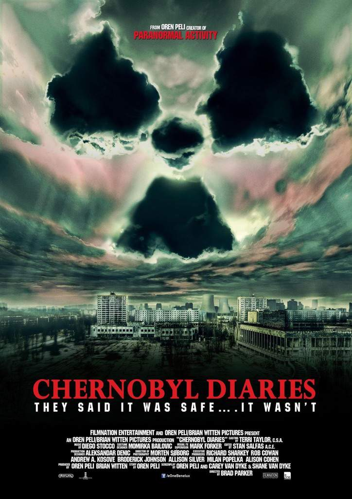 Random weekend watch: Chernobyl Diaries   Horror Amino