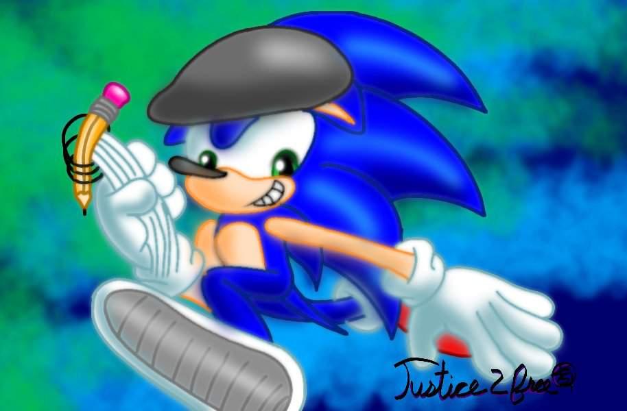 Sonic Adventure Artist Sonic The Hedgehog Amino