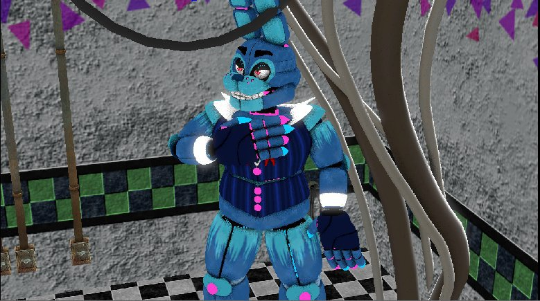Advanced bonnie | Five Nights At Freddy's Amino