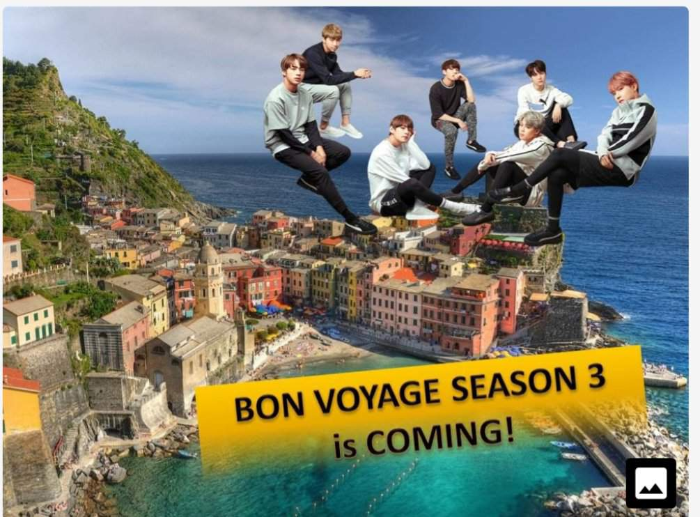 NEWS]BTS New Bon Voyage Season 3 will be aired soon!! | BTS