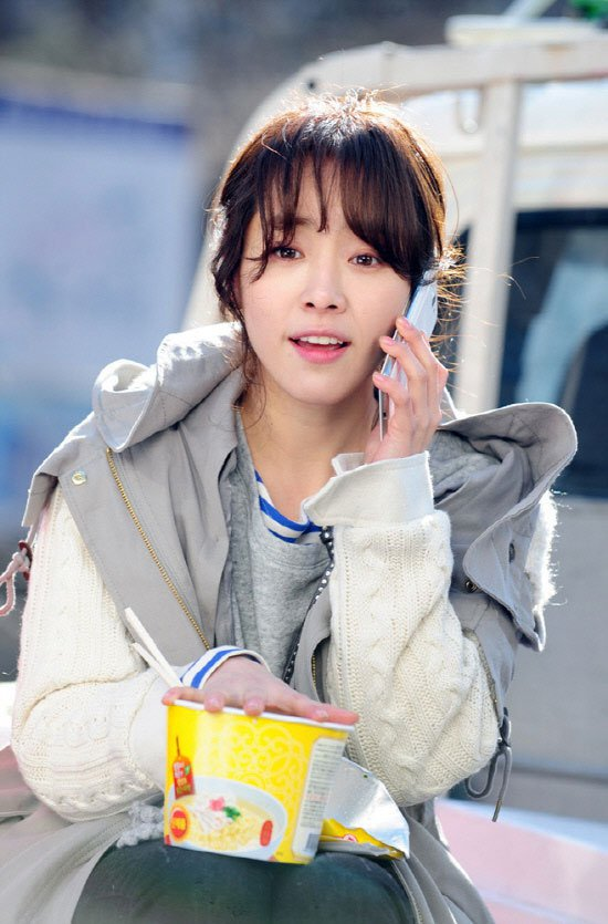 تقرير عن ممثلة Han Ji Min الدراما الكورية Amino