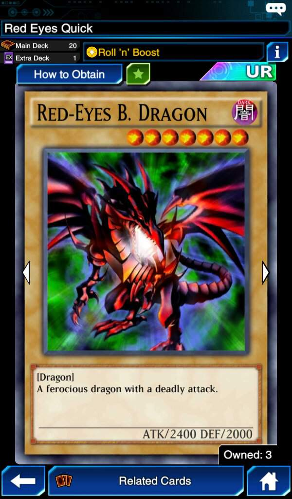 Red Eyes Structure Deck | Yu-Gi-Oh! Duel Links! Amino