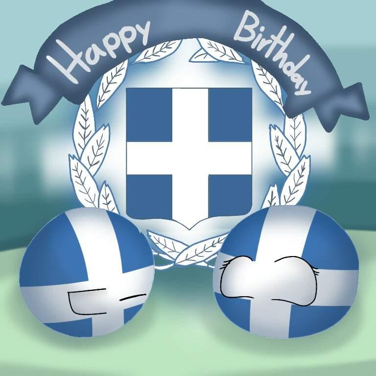 Happy Greek Birthday