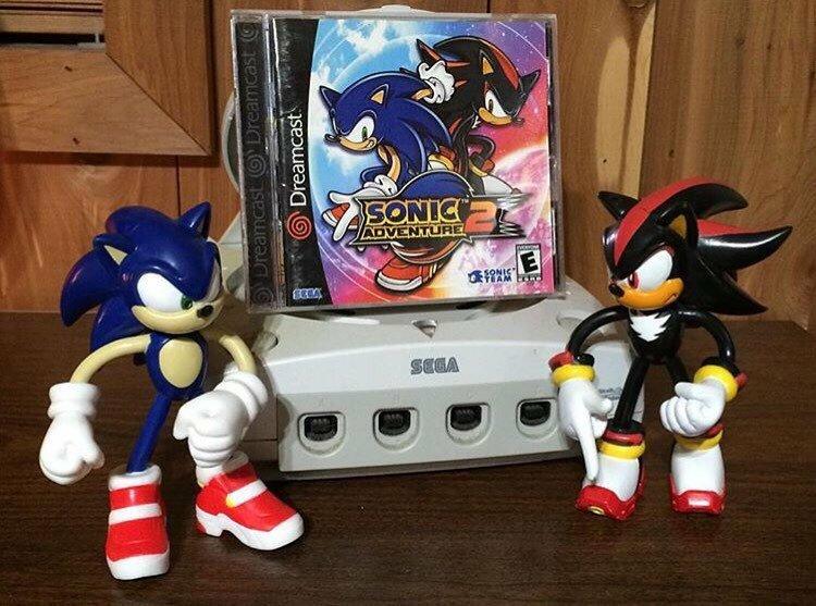 Happy Birthday To The Sega Dreamcast Sonic The Hedgehog Amino