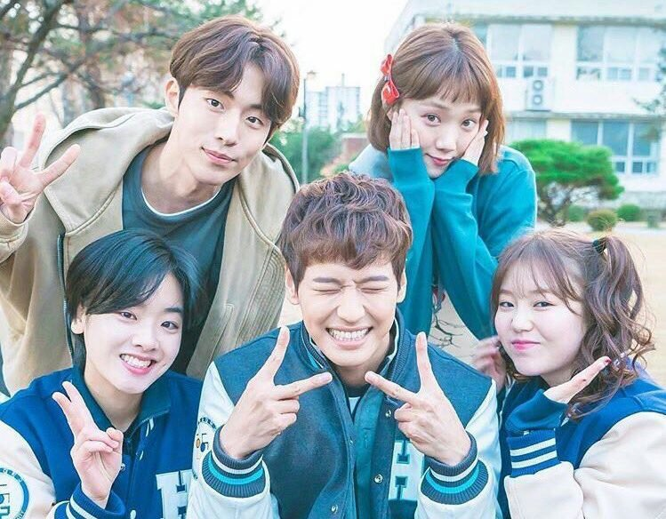 Weightlifting Fairy Kim Bok Joo credit:soompi(picture) | K