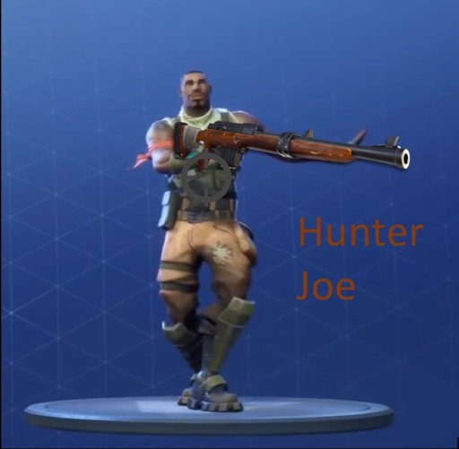 Hunter Joe Wiki Fortnite Battle Royale Armory Amino