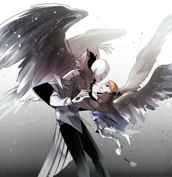 Birdtale by lizethehedgehog on DeviantArt