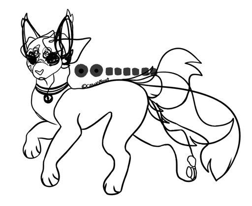 F2u Free 2 Use Cat Base Warriors Amino