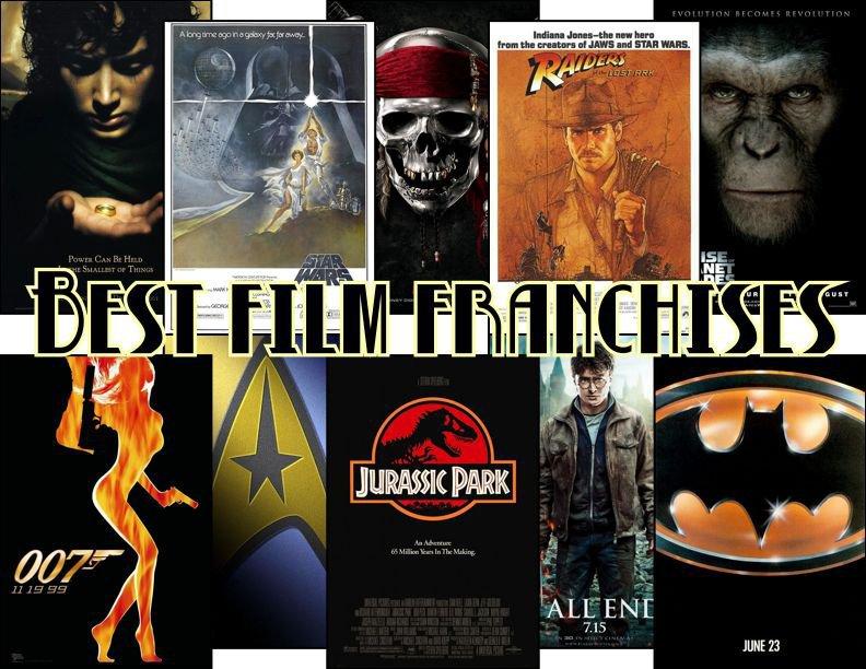 Best Film Franchise (02)? | Movies & TV Amino