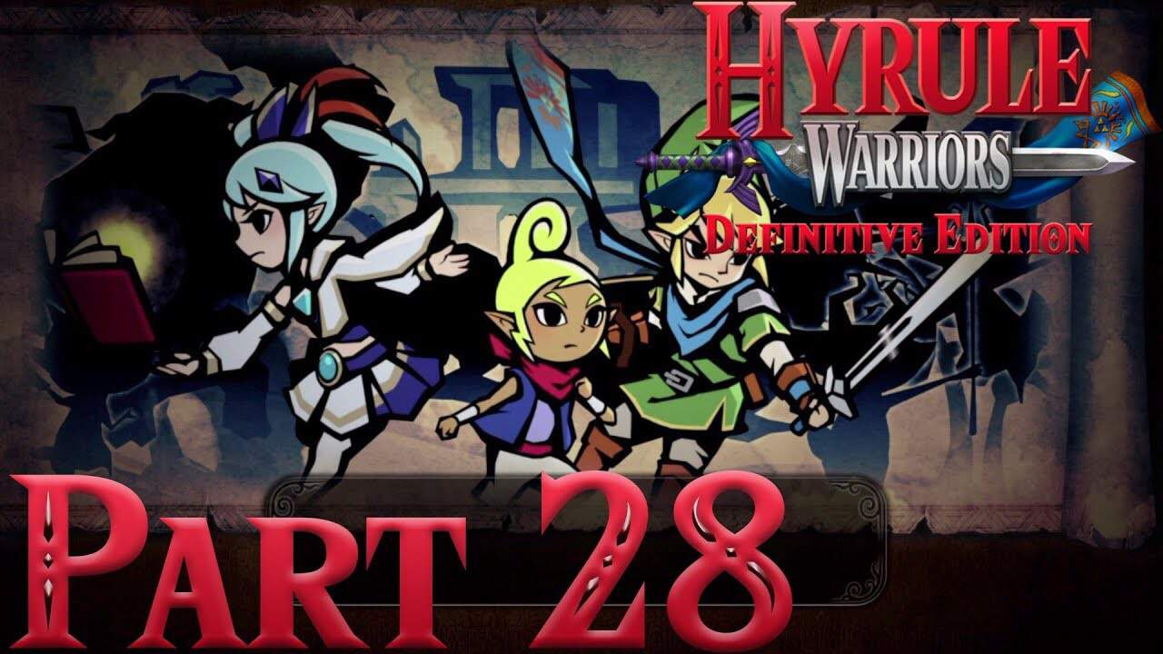 Hyrule Warriors Definitive Edition Part 28 The Search For Cia Nintendo Switch Amino