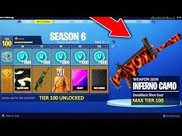 An Idea For The Season 6 Battle Pass Fortnite Battle Royale
