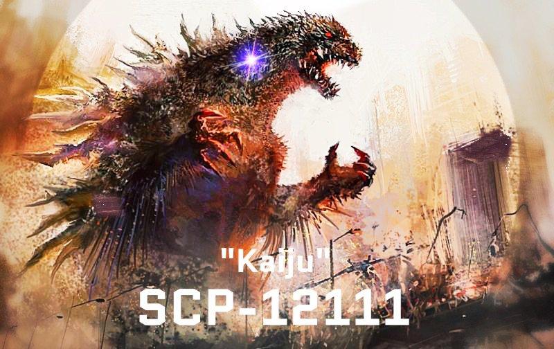 "SCP-12111 ""Kaiju"" | Wiki | SCP Foundation Amino"