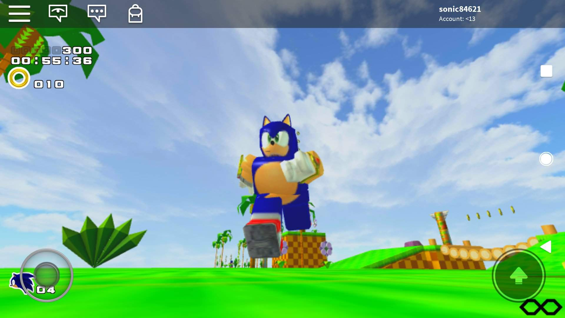 Good Roblox Sonic Game Sonic The Hedgehog Amino