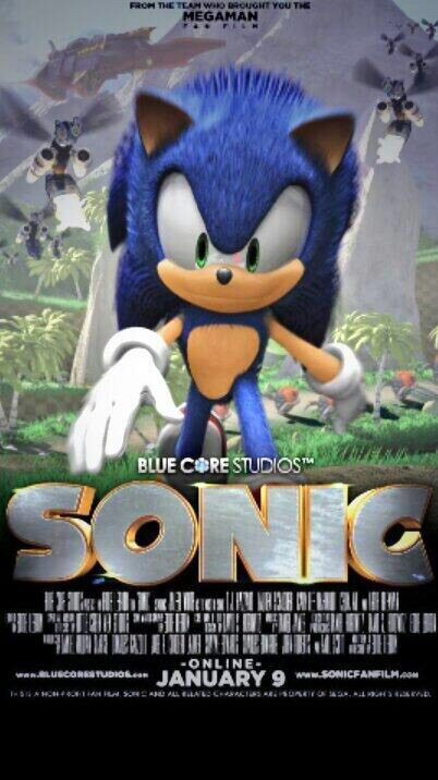 What Do You Think Of The Movie Sonic 2019 Sonic The Hedgehog Amino