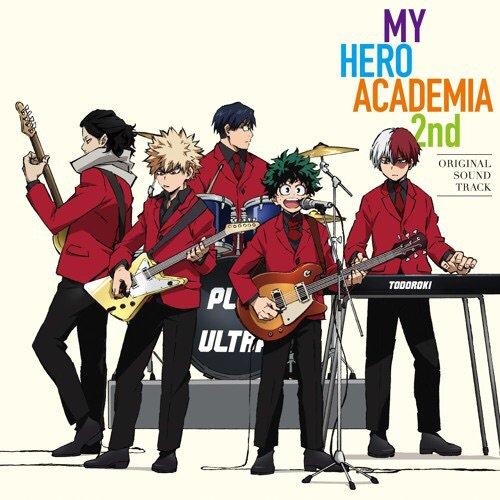 Go Beyond    The Music!!! | My Hero Academia Amino