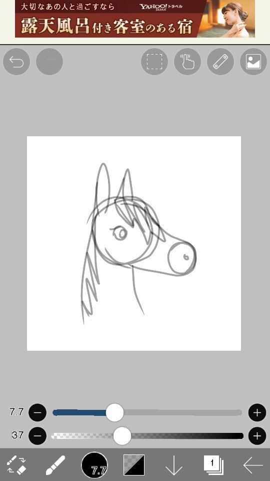 How to draw a horse in 7 easy steps  | Equestrian Amino