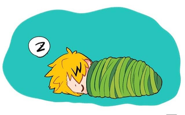 Sleepy Kaminari Denki🔆 | My Hero Academia Amino