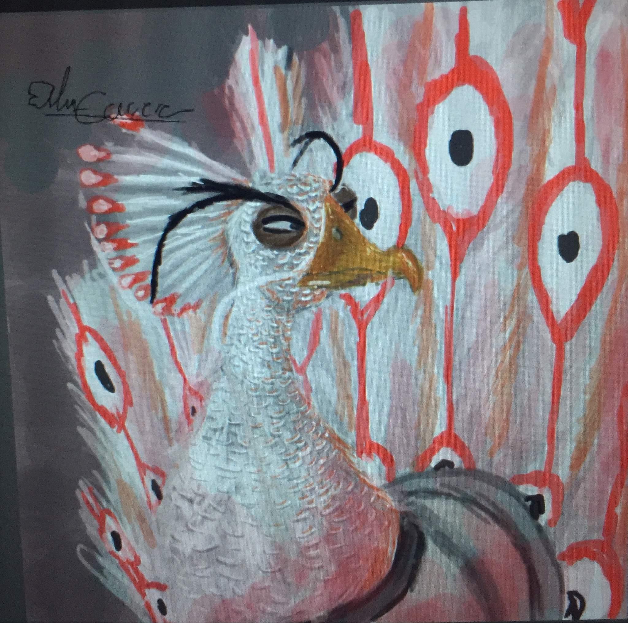 Kung Fu Panda 2 Lord Shen Fan Art Art Amino