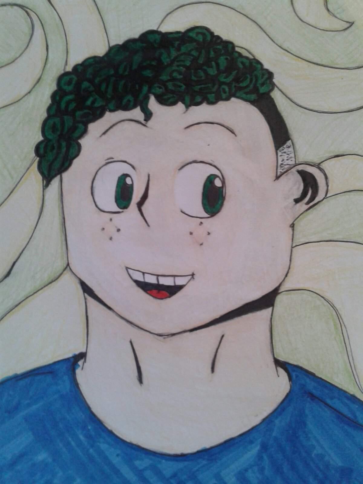 Deku S New Hairstyle My Hero Academia Amino