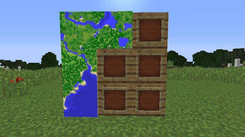 Todo Sobre Los Mapas En Minecraft Minecraft Amino Crafters Amino