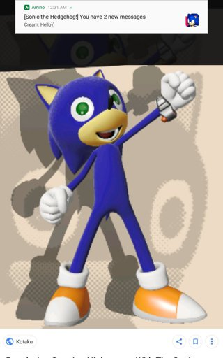 What Is This Mem Sonic Ugly Dumb Wiki Sonic The Hedgehog Amino