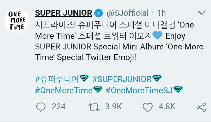 Special SJ Emoji on Twitter | Super Junior Amino