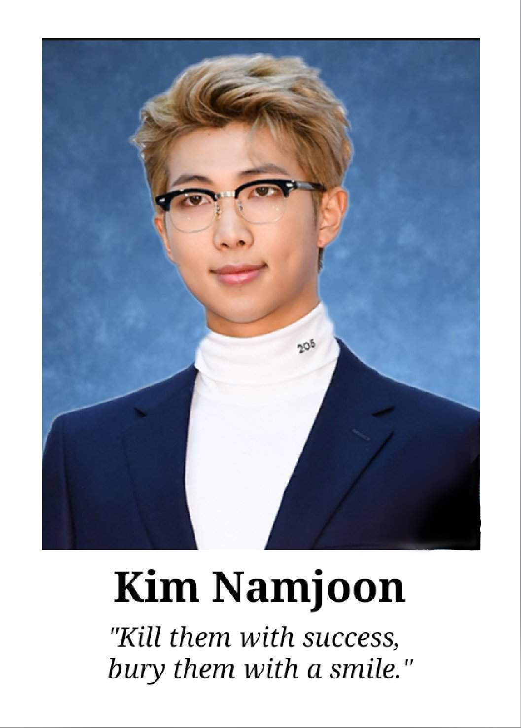BTS as Senior Quotes | ARMY's Amino