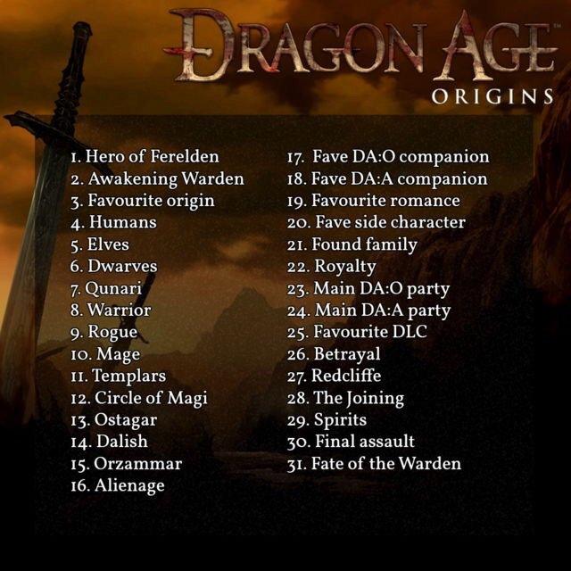 DRAGON AGE INKTOBER | Dragon Age World Amino
