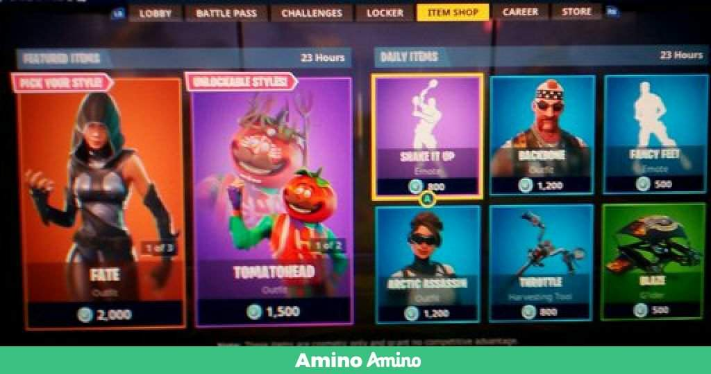 Make Your Own Female Tomato Head Is In The Featured Item Shop