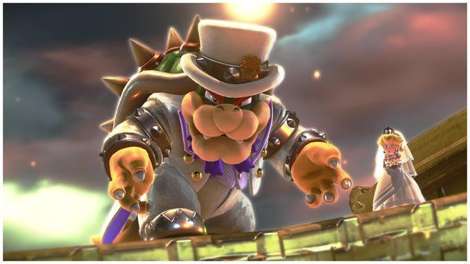 Super Mario Odyssey Review Bowser S Kingdom Mario Amino