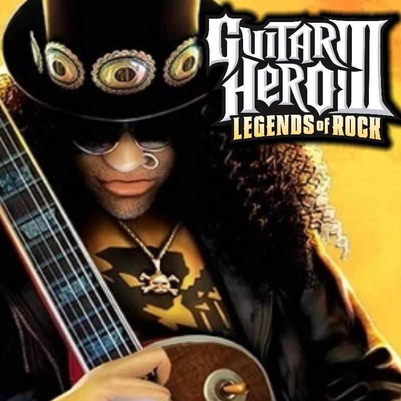 Video Game Soundtracks — Guitar Hero III: Legends of Rock