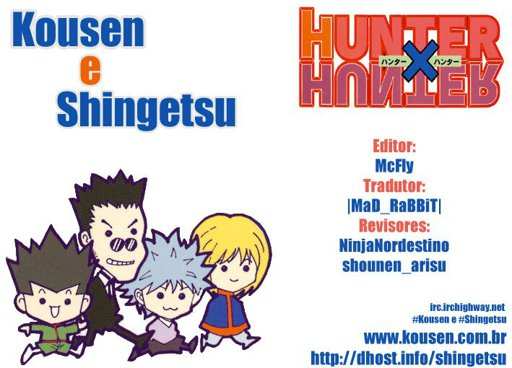Cᴀᴘíᴛᴜʟᴏ 262 | Wiki | Hunter X Hunter | BR Amino
