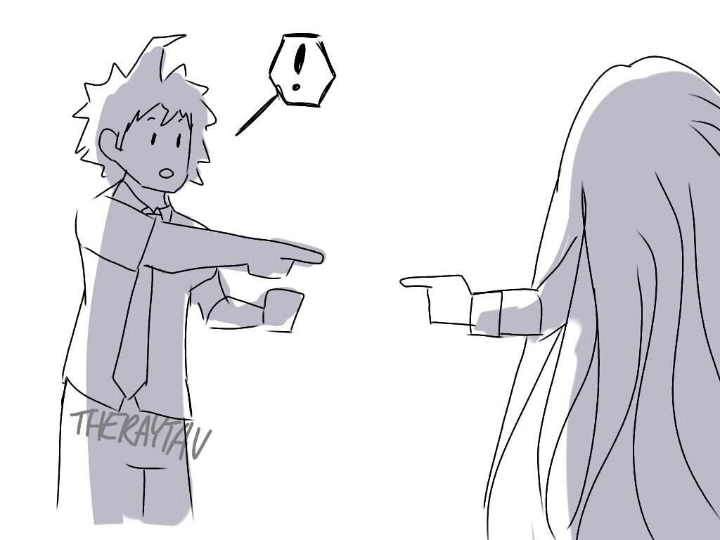 Spiderman Pointing Meme Danganronpa Amino