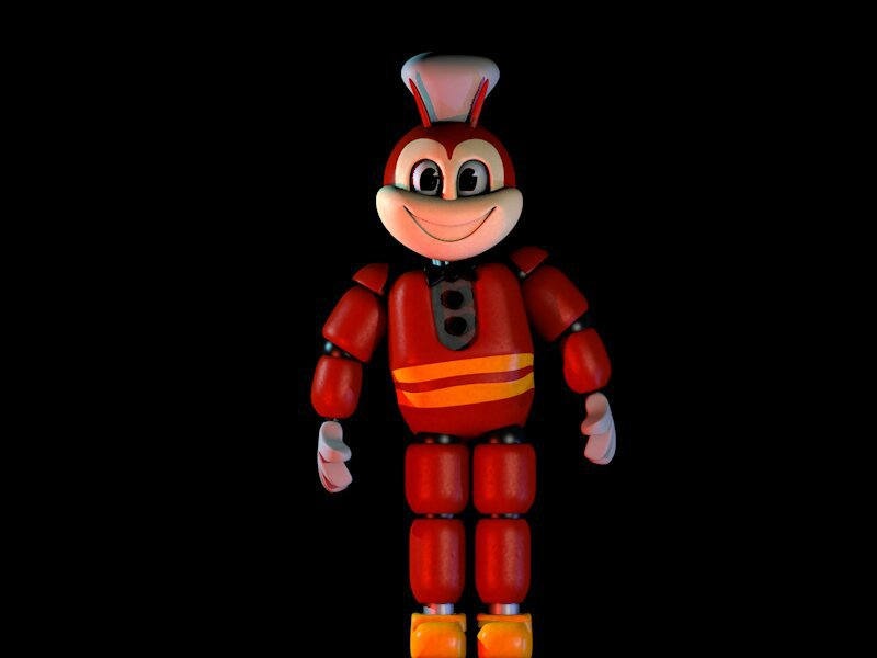 Jolly the Bee full model | Five Nights At Freddy's Amino