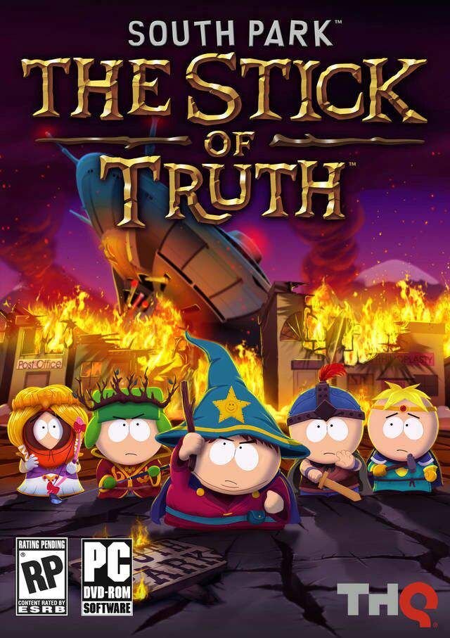 South Park The Stick Of Truth Oc Template