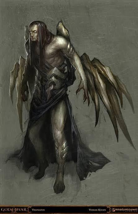 💀Thanatos💀 | Wiki | God Of War (MŒ) Amino