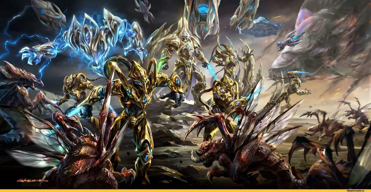 Зилот | Wiki | StarCraft II {Rus} Amino