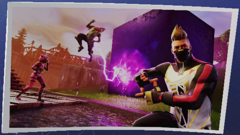 FANFIC} A Dark Reflection (Add-on)   Fortnite: Battle Royale Armory