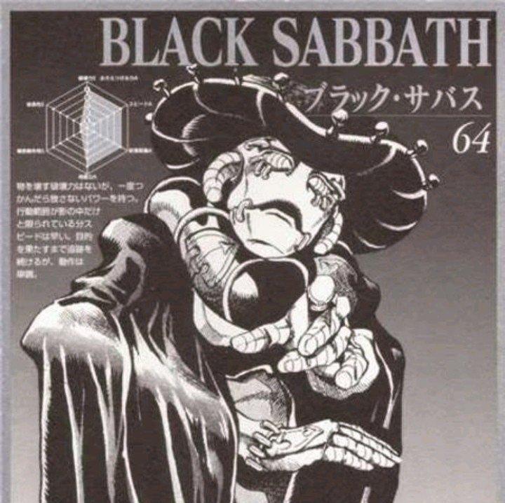 Was 『Black Sabbath』 a Requiem? | JoJo Amino Amino