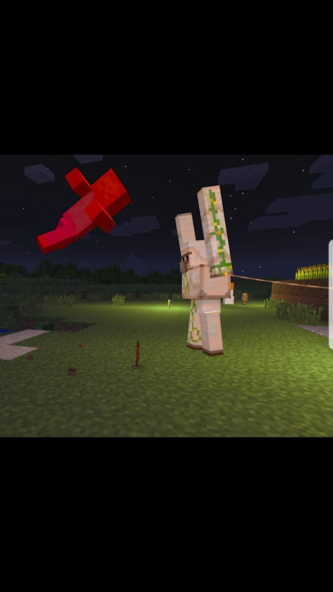 Iron Golem Head Canon Headcanonchallenge Minecraft Amino