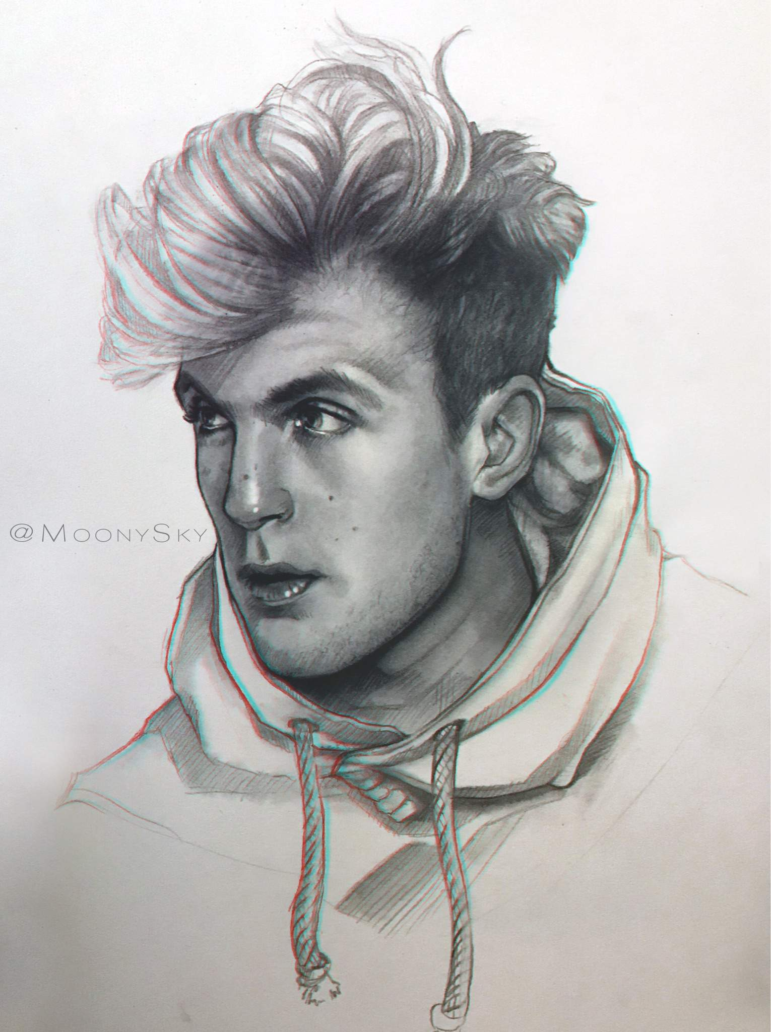 Jake paul portrait