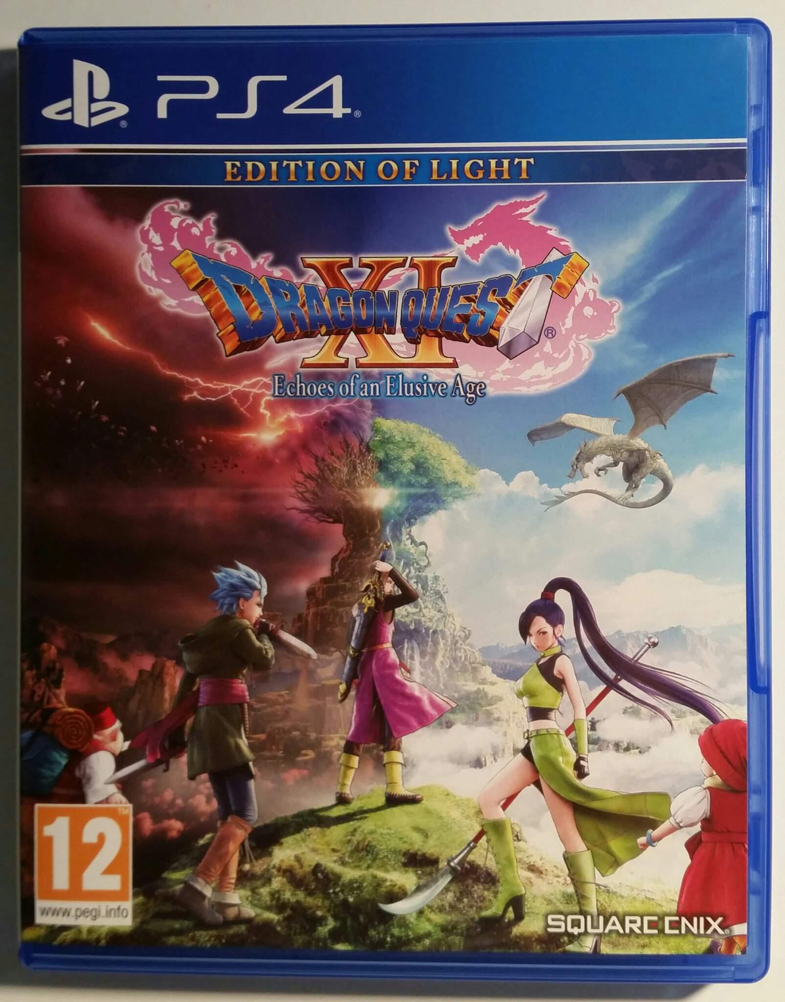 Got Dragon Quest 11 | Video Games Amino