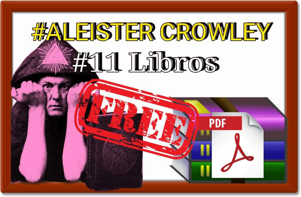 descargar libros de aleister crowley en español pdf