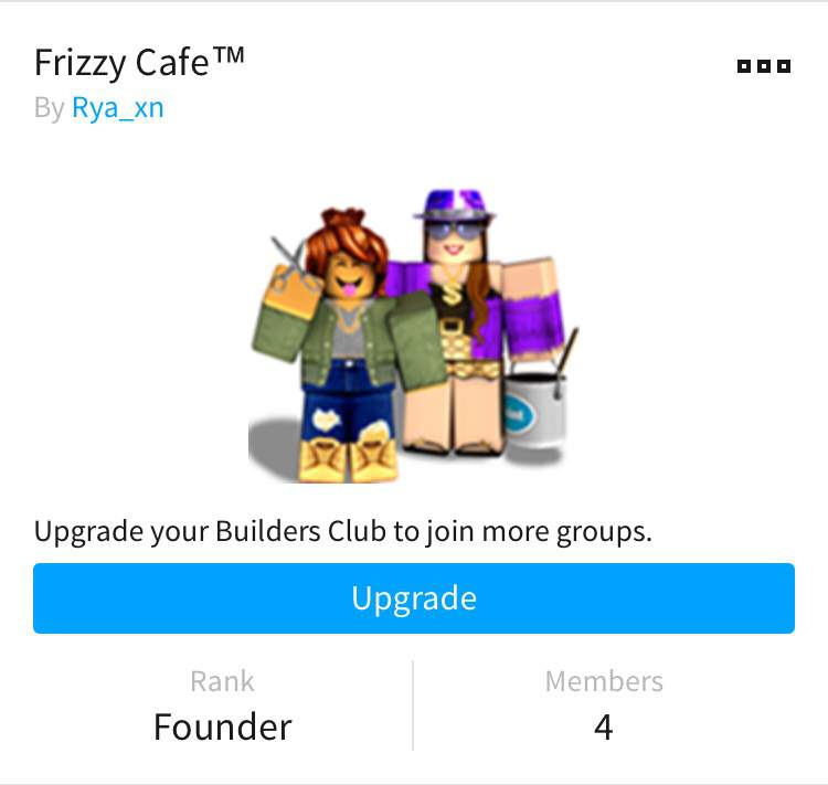 Roblox Upgrade Membership