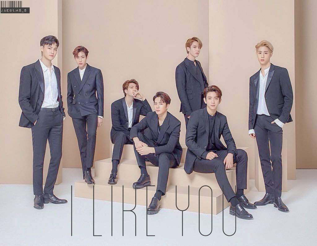 I Like You [Lyric Scenarios (One-Shot)]   GOT7 Amino