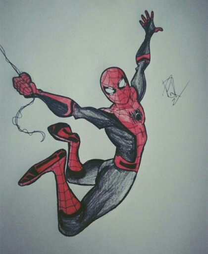 Desenho Homem Aranha Longe De Casa Homem Aranha Brasil Amino
