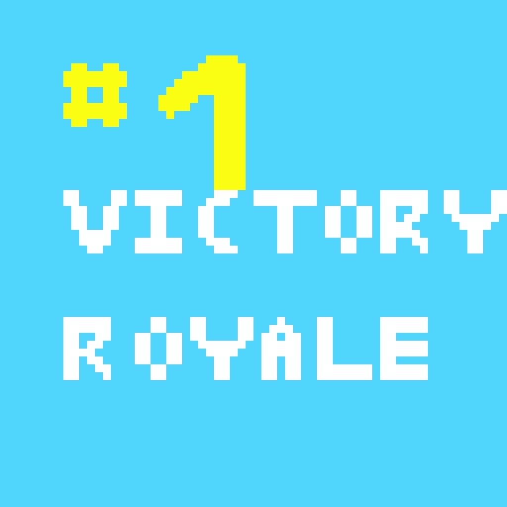Pixel Victory Royale   Fortnite: Battle Royale Armory Amino