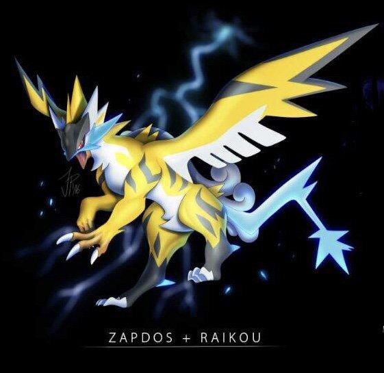 Pokemon fusions | Deep Fried Friends Amino